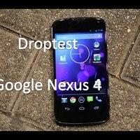 Nexus 4 drop test - hogy ezen is túlessünk