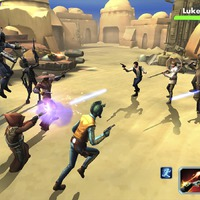 Star Wars: Galaxy of Heroes - Elindultak a Guild-ek