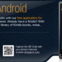Megjelent a Kindle e-book olvasó Androidra