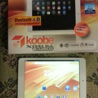 Koobe X8 Slim Quadrum - 8 hüvelykes jóbarát