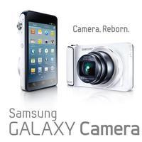 Samsung GALAXY Camera már itthon is!