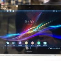 Videón és képeken az Xperia Tablet Z