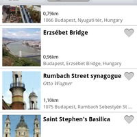 Buildings - bóklászó app az építészet szerelmeseinek