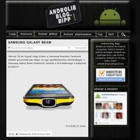 Androlib design verseny - A negyedik nevező