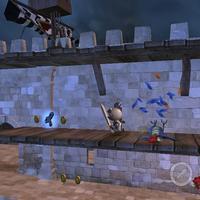 Wind-up Knight - platform a javából