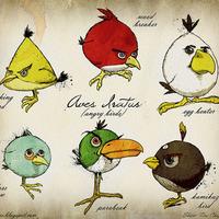 Angry birds és ami mögötte van - egyedül az asztalnál