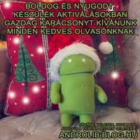 Boldog Karácsonyt Mindenkinek! :)