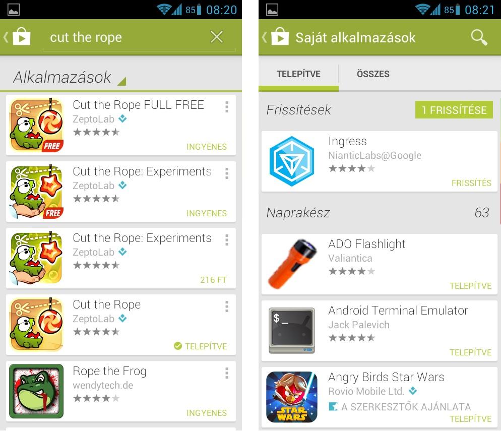 Legjobb ingyenes android társkereső alkalmazások 2013