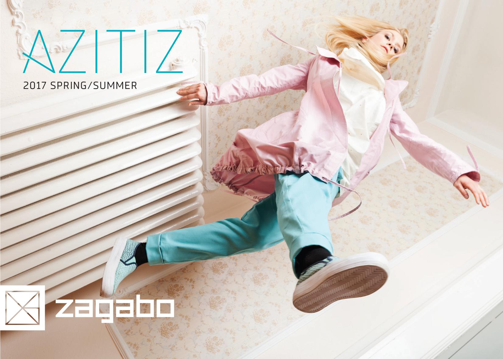 A ZAGABO prémium streetfashion márkát Szabó Gabi tervező alapította. A hamisítatlan ZAGABO stílus önálló utat mutat a divat világában, és azoknak a nőknek és férfiaknak szól, akik a sikkes párizsi és lezserebb New York-i vonal ötvözésével szeretnék kifejezni saját személyiségüket.<br />A ZAGABO új kategóriát alkotott designer esőkabátjaival, amelyek egyszerre stílusosak és funkcionálisak. Hagyományaihoz hűen a ZAGABO valamennyi szezonális kollekciójához új esőkabát-verziót tervez, így mára számtalan szabású és hosszúságú ZAGABO esőkabát közül választhat a vásárló, amelyek szinte végtelen színkombinációkban készülnek. A ZAGABO designer esőkabátok a vásárlók és a fashion bloggerek jóvoltából, már az egész világot bejárták, mindenütt stílusos megjelenést biztosítva viselőjüknek zordabb időjárás  mellett is.<br />A designer öveket felvonultató STRAPPS termékvonal megtervezését az a cél vezérelte, hogy viselőjüknek egy olyan egyszerűen és sokoldalúan használható kiegészítőt biztosítson a márka, amelyekkel feldobhatják a mindennapok szettjeit. A mozaikos STRAPPS designer övek színt és lendületes designt visznek az egyszínű öltözékekbe, hogy mindenki kedvére állíthasson össze újabb és újabb outfiteket. A STRAPPS designer övek számtalan mintával kaphatóak, amelyek különböző textilekből és bizonyos esetekben valódi bőrbetétekből készülnek. A STRAPPS öv csípő és derékváltozatban is elérhető, az utóbbi két fajta szélességgel is.<br /><br />Model: Kurta Niké<br />Photo: Tamas Kovacs photography<br />Mua: Judit Kökény @ OnoOno<br />Hair: Matócsi Tibor <br /><br />További információ: <br />www.zagabo.com<br />www.facebook.com/zagabo<br />instagram: zagabodesign<br />email:info@zagabo.com