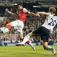 Tottenham-Arsenal: csúcsfutball két vesztessel