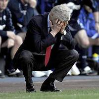 Wenger: Az esélyeink immár minimálisak