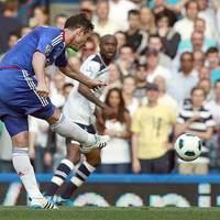 Vitatható Chelsea-győzelem a Spurs ellen