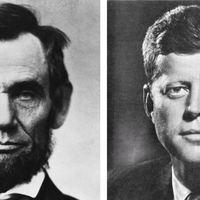 Véletlen egybeesés, avagy 10 furcsa hasonlóság Kennedy és Lincoln között