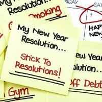 New Year's Resolutions  - vagyis az újévi fogadalmak, amit már másnap megszegünk