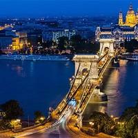 Budapest - ahogy egy angol színész látja