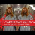 Halloween English Idioms with Papa Teach Me