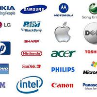 COMPANIES and their NATIONALITIES