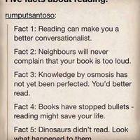 5 Facts about Reading
