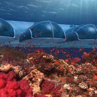 Poseidon - a víz alatti szálloda