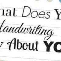 Mit árul el rólad a kézírásod?