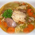 Becsinált leves (családi recept)