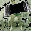Főszerepben a tangóharmonika