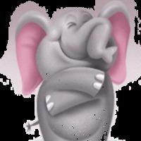szerelmes elefánt meg a kalóz