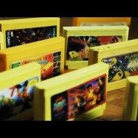 Azok a 90-es évek... A sárga kazettás Nintendo