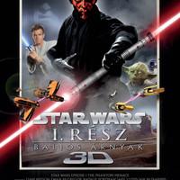 Star Wars Episode I: Jar Jar hazabassz 3D-ben? Na neeee!
