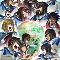 Kritika By Mangekyo022 - Terra Formars Revenge