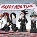 Boldog Új Évet Kíván Az Anime Manga Palota!