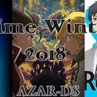 Anime Lista 2017/2018 Winter