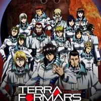 Kritika by Mangekyo022 - Terra Formars (Anime)