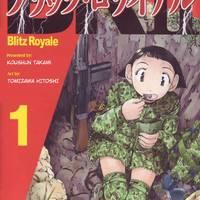 Kritika by Mangekyo022 - Battle Royale Blitz Royale (Manga)