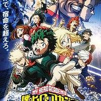 Boku No Hero Academia: Futari no Hero kritika.