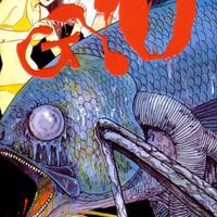 Kritika by Mangekyo022 - Gyo (Manga)
