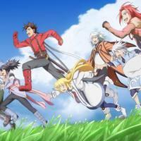 Írásos Anime Kritika Verseny Negyedik Versenyző - Noel Vermilion És A Tales Of Symphonia The Animation