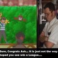 Ash Ketchum 22 Év Után Megnyert Egy Pokemon Ligát...