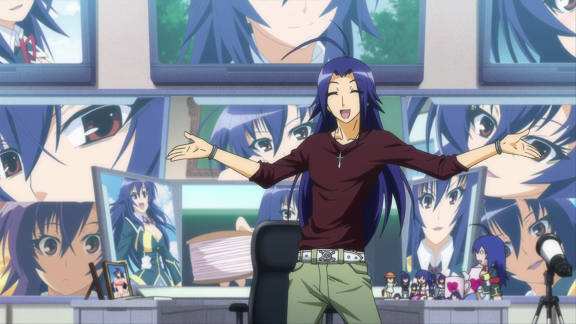 Maguro's_room_of_Medaka_pictures.png
