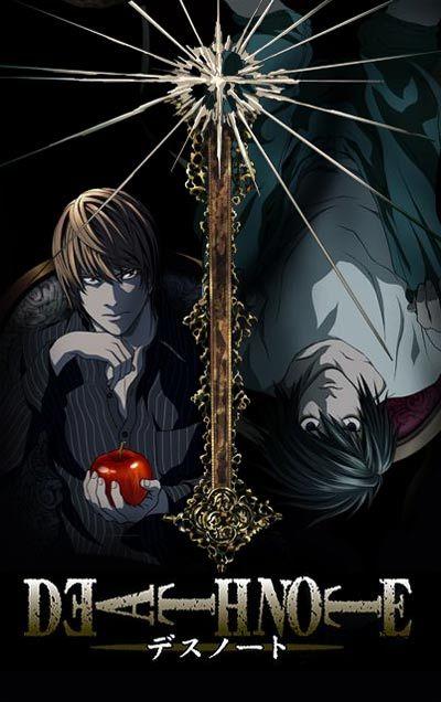 """Képtalálat a következőre: """"Death Note anime cover"""""""