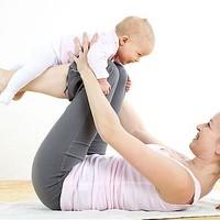 Babás jóga - ellazulás, levezetés, közös jógázás - Baba Mama jógaóra 2.