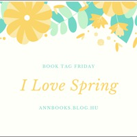 Book Tag Friday #18 - I Love Spring