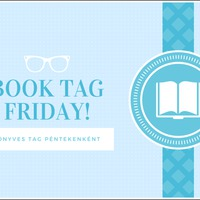 Book Tag Friday #6 - Reader Problems Tag
