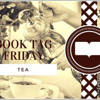 Book Tag Friday #15 - Teák