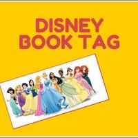 Book Tag Friday #8 - Disney Book Tag