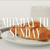 Monday to Sunday #36