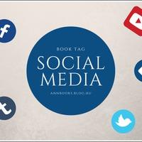 Book Tag Friday #12 - Social media