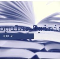 Book Tag Friday #16 - Népszerű(tlen) vélemény
