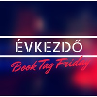 Book Tag Friday #14 - Évkezdő
