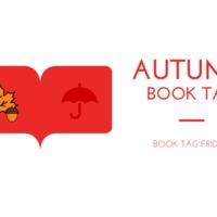 Book Tag Friday #10 - Őszi könyves tag